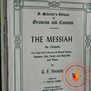 The Messiah - Handel